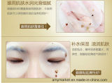 Máscara cómoda suave del cuidado del ojo de la hoja de la máscara de ojo de Fragrans del Osmanthus de Afy