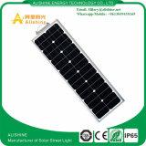 Réverbères extérieurs d'éclairage LED solaire d'alliage d'aluminium 40W