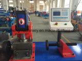 Câmara de ar oval que reduz a máquina