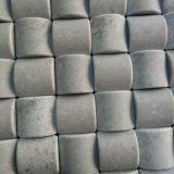 도매 제품 3D 빵 사각 패턴 모자이크 타일