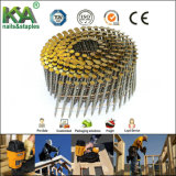 Nailer pneumático da bobina Cn55
