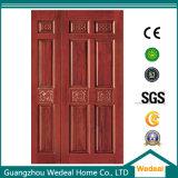 La fabrication de porte d'entrée en bois pour les hôtels