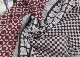 Sciarpe 100% della signora poliestere per la sciarpa stampata donne dell'accessorio di modo dello scialle del punto