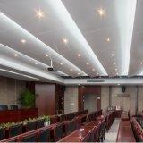 Techo modificado para requisitos particulares interior de aluminio con el diseño de la manera para la decoración del edificio
