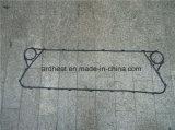 Gaxeta NBR EPDM Viton do cambista de calor da placa de Apv N25 N35 N50