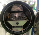 水平の円柱圧力蒸気の滅菌装置