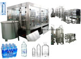 순수한 광수를 병에 넣기를 위한 음료 충전물 기계
