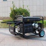 Motore raffreddato grande aria Gx390 del serbatoio di combustibile BS6500 della Cina del bisonte fatto in Portable del generatore della benzina della Cina 5kw