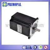 6 terminales de componente 3 motor de pasos de la nema 23 de la fase para los ranuradores del CNC