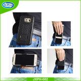 Caso caliente de la cubierta de la armadura de los accesorios del teléfono móvil de la fábrica de China de las ventas para la galaxia Note2 Note3 Note4 J7 A7 J3 S5 S6 S7 de Samsung