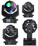 涼しいフットボールの形のLEDのヘッドライトを移動する12*20W RGBW 4in1