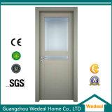 O WPC de alta qualidade interior em madeira de porta a porta composto de plástico