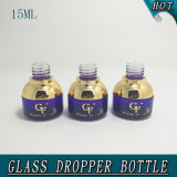 15ml 1/2oz Fancy Purple Knell Dropper Bottle with Pipettes