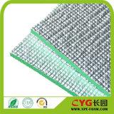 Roulis desserré d'isolation thermique de la chaleur de mousse de papier d'aluminium pour le matériau de construction de mur