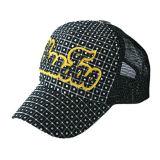 平らな縁のトラック運転手の帽子(JRT083)