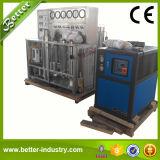 Máquina de CO2 supercrítico para la extracción de aceites esenciales