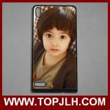 2.a cubierta plástica del teléfono celular de la sublimación de la PC para P6