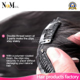 Remyの毛の拡張のクチクラのバージンのブラジルの人間の毛髪613のブロンドクリップ