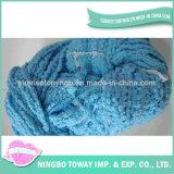 Filati fantasia di tessitura ad alta resistenza del cotone delle lane del poliestere - 5