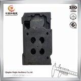 Peça de direção do OEM Qt500-7 Peça de máquinas de ferro fundido