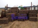 자동적인 폐기물 Rebar 금속 압축 기계 (공장)