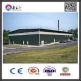 Estructura de acero galvanizada Warehouse704 del aislante del color