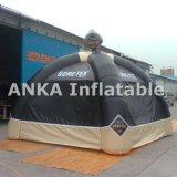 Tenda esterna gonfiabile del ragno con il coperchio ed i piedini per fare pubblicità