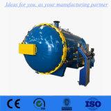El Autoclave Industrial vapor caldera para materiales compuestos