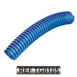 Plastique PVC flexible hydraulique de l'eau jardin Durit du tuyau d'irrigation (TG0104)