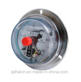軸振動高品質の抵抗力がある電気接触の圧力計