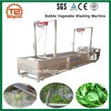 Machine à laver de légume de bulle de transformation des produits alimentaires