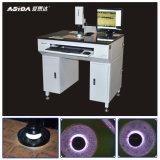 Testeur de largeur de ligne de mesure d'après la gravure