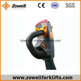 톤 전기 Zowell Ce/ISO9001는 1.5 새로운 최대 5.5m 드는 고도를 가진 쌓아올리는 기계를 걸터앉는다