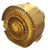 三相吹く型1.2 HP Duolの段階の通気のリングのブロア