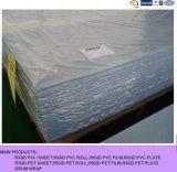 250 strato rigido trasparente del PVC di formato standard di Mircon 3*4 per stampa del Silk-Screen