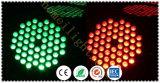 Licht van het Effect van de Partij van het Huwelijk van het LEIDENE Stadium Parcan van 54PCS het Lichte RGB