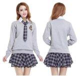 Uniforme scolastico di /Trouser/Skirt della camicia della ragazza e del ragazzo