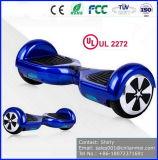 Cer RoHS EMC UL2272 bescheinigte den zwei Rad-Roller, zwei Rad elektrisches Hoverboard, Selbstbalancierender Roller