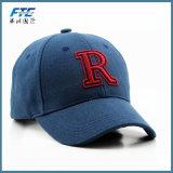 3D Bordados Snapback personalizada de logotipo Hat 100% Boné de algodão