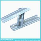 De Uitdrijving van het Profiel van het Aluminium van het aluminium voor de Gelijkrichter van het Haar