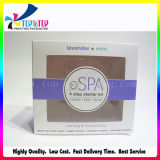 Janela Impressão pica-Caixa de cartão/ Papel de perfume Caixa de oferta