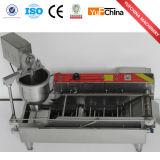 mini máquina dos anéis de espuma 5PCS, fabricante elétrico inoxidável da filhós