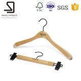 Деревянное Clothes Hanger для Women, Pants Hanger