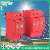 Участок 600vsurge пульсации 20-40ka DC PV двойной защитный