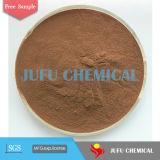 O SLS Lignosulphonate sódio agente auxiliar química com palete