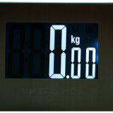 200kg Stailess Steel Large Screen Electronic Scale pessoal Escala de quarto de hotel