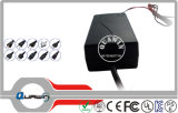 Carregador de bateria de lítio de 4.2V 8.4V 12.6V 1A