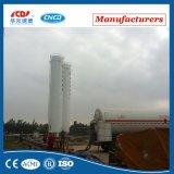 産業使用の縦の低温液化ガス窒素の酸素の貯蔵タンク