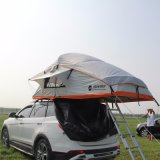 Outdoor를 위한 Awning House를 가진 연약한 Car Roof Top Tent