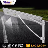 LED-Solarstraßenlaterne-50W Straßenlaterne mit Cer